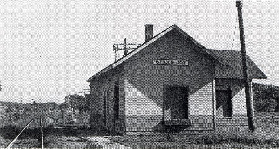 Stiles Junction Depot