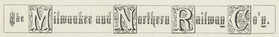 M&N letterhead circa 1873