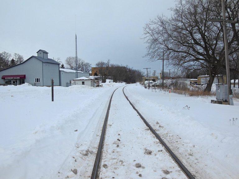 Main Line - Schwartzburg to Hilbert - Cedarburg