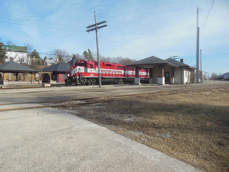 Main Line - Schwartzburg to Hilbert - Plymouth