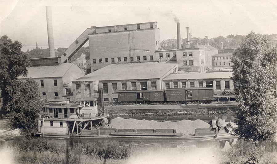 Riverside Paper at Appleton