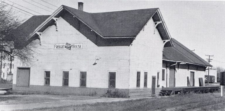 Appleton Depot