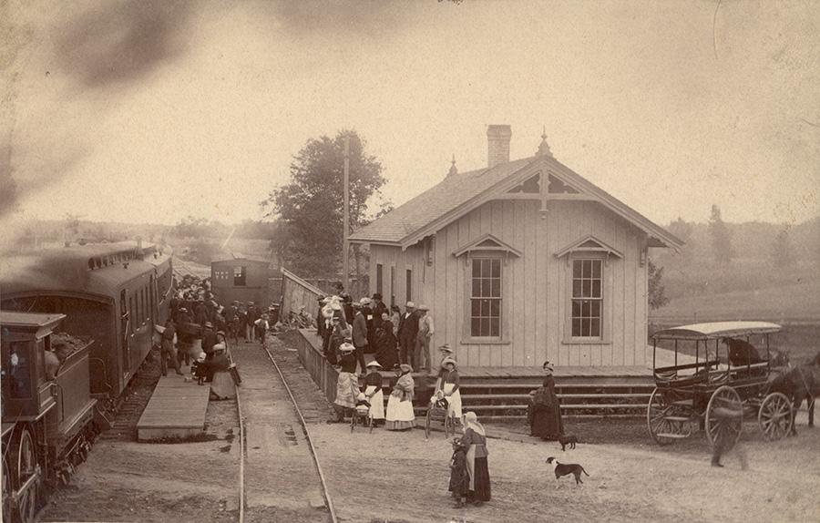 Main Line - Schwartzburg to Hilbert - Elkhart Lake
