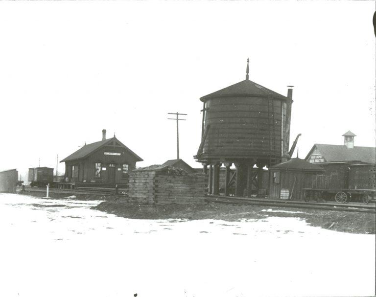 Hilbert Junction Depot