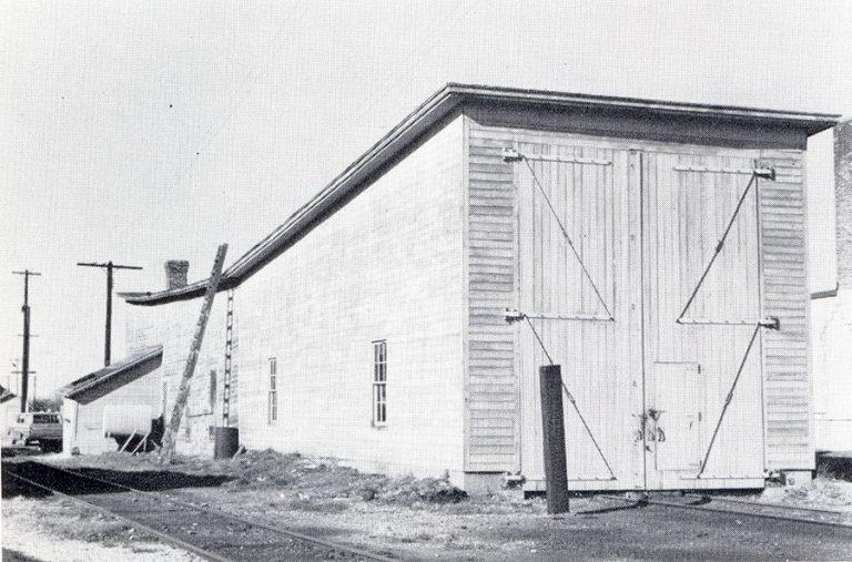 Menasha Engine House