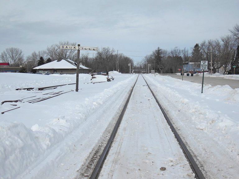 Main Line - Schwartzburg to Hilbert - Saukville