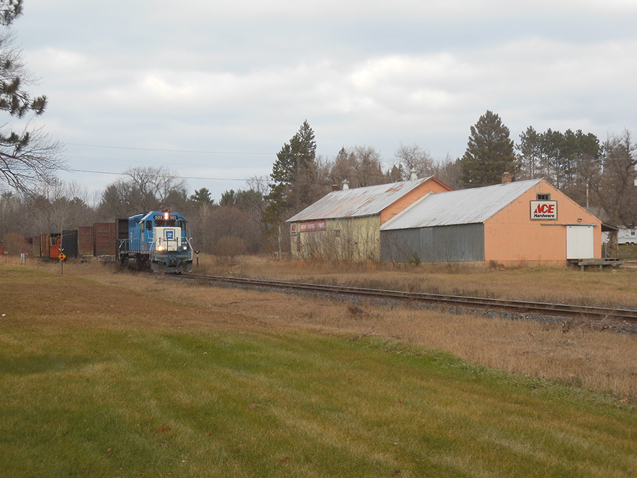 Main Line - Fort Howard to the Menominee River - Amberg