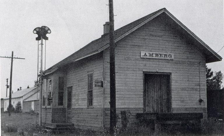 Amberg Depot