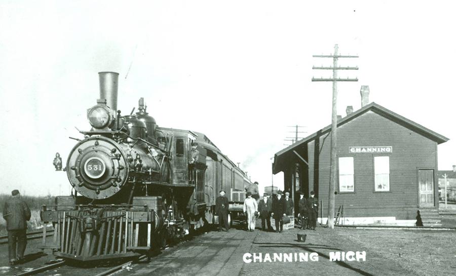 Channing Depot