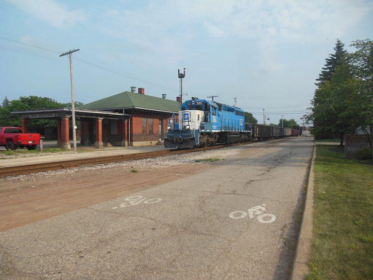 Iron Mountain Depot