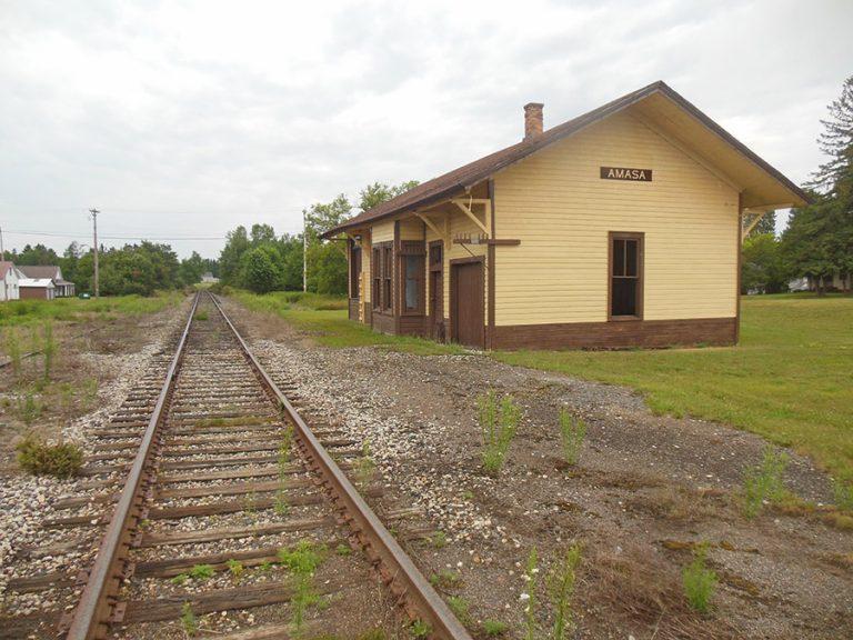 Amasa Depot