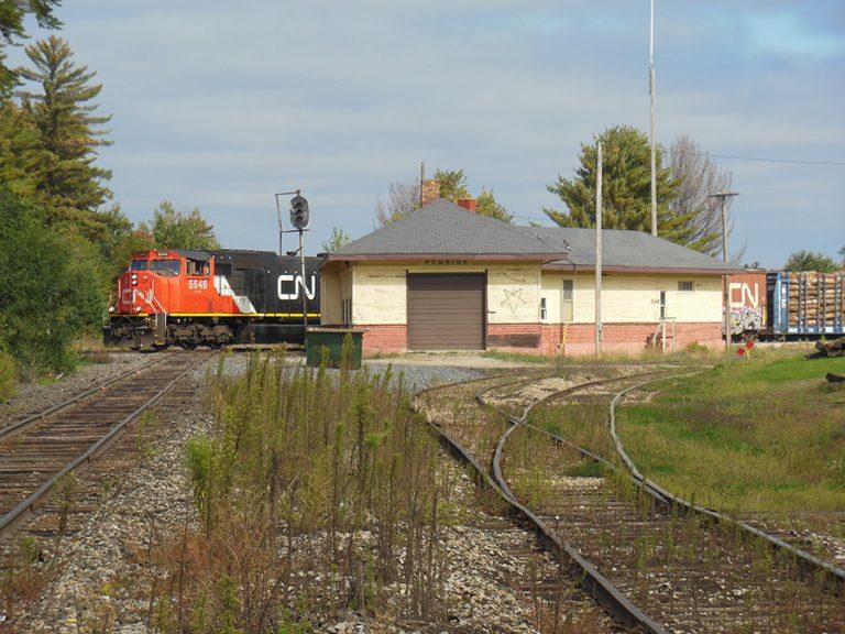 Pembine Depot